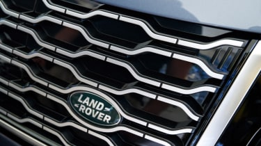New Range Rover PHEV 2017 review - front grille
