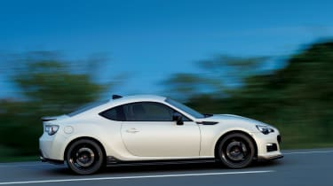 Sadly not coming to the UK yet, the tS upgrades make the Subaru BRZ even more appealing than it is already.