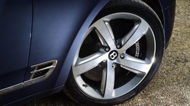 Bentley Mulsanne Speed 2017 - wheel
