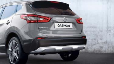 Nissan Qashqai N-Motion - rear detail