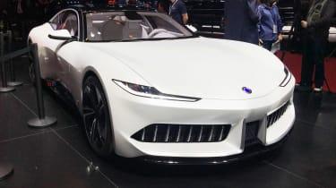 Karma GT Pininfarina - Shanghai front