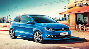 VW Polo Match edition