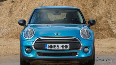 Used MINI - full front