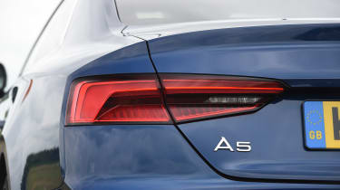 Audi A5 - A5 badge