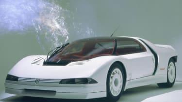 Peugeot Quasar - front