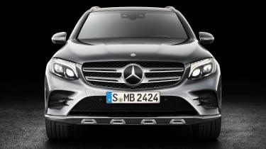 Mercedes GLC static front