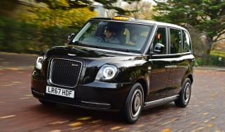 LEVC TX London Taxi - front