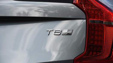 Volvo XC90 T8 - T8 badge