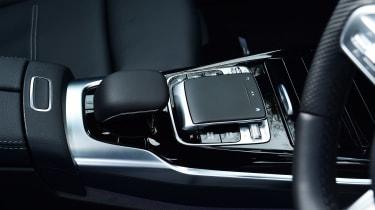 Mercedes-AMG CLA 35 - centre console