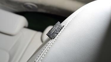 Jaguar I-Pace - seat detail