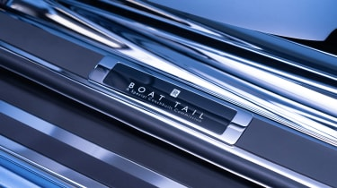Rolls-Royce Boat Tail - sill