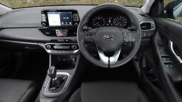 Hyundai i30 - dash