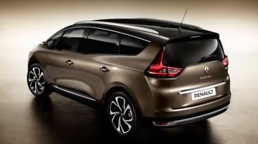 New Renault Grand Scenic 2016 - rear