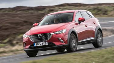 Mazda CX-3 - action