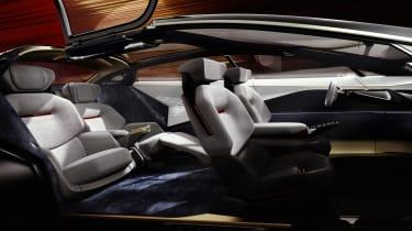 Aston Martin Lagonda Vision concept - seats