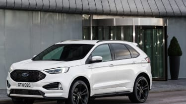 Ford Edge facelift 2018 front