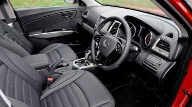 SsangYong Tivoli Ultimate interior