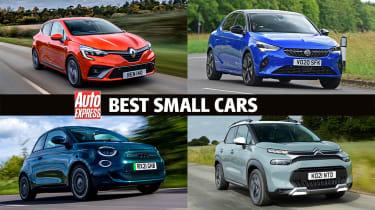 Best small cars header