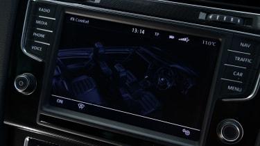 VW Golf GTI - interior detail