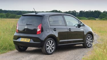 SEAT Mii electric UK - rear static