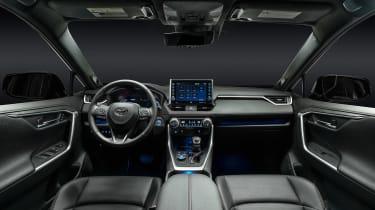 Toyota RAV4 Prime - dash studio