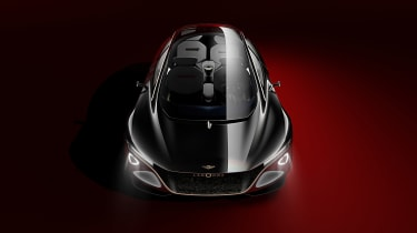 Aston Martin Lagonda Vision concept - front above