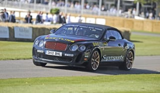 Bentley Continental Supersports ISR hill