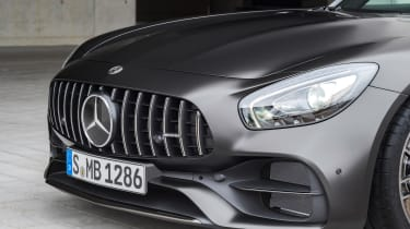 Mercedes-AMG GT C Edition 50 - front detail
