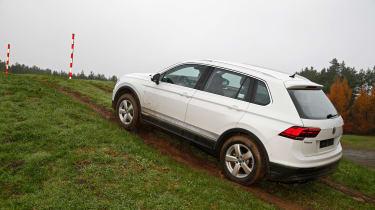 Volkswagen Tiguan MHEVplus - rear