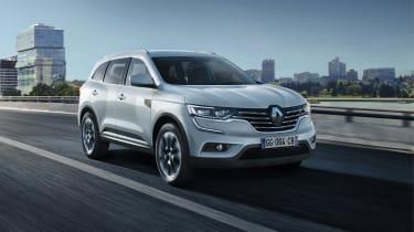 Renault Koleos - front three quarter