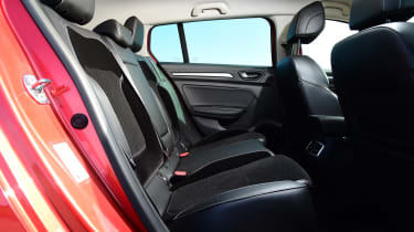 Renault Megane Sport Tourer - rear seats