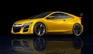 Honda CR-Z exclusive image