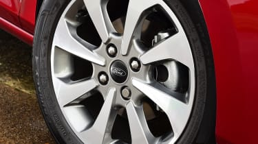Ford Fiesta - wheel