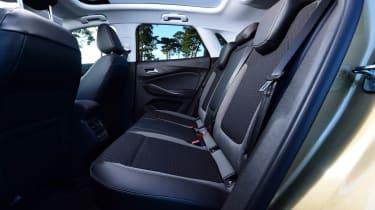 Vauxhall Grandland X - back seats
