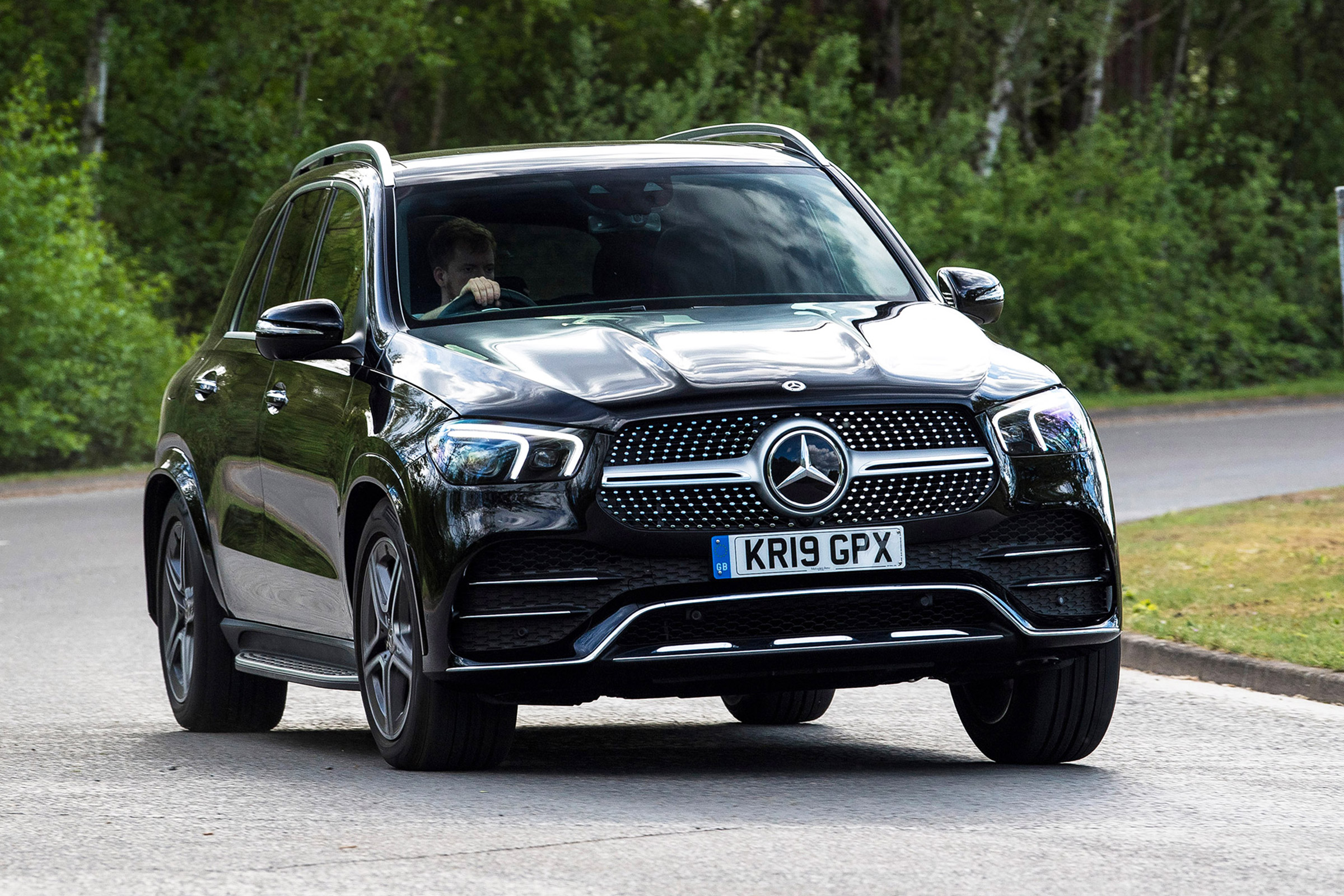 Mercedes Gle Review Auto Express