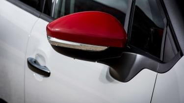 Citroen C3 - wing mirror