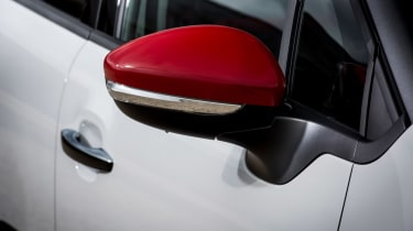 Citroen C3 - wing mirror