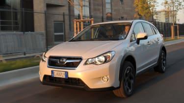 Subaru XV 2.0 petrol front tracking