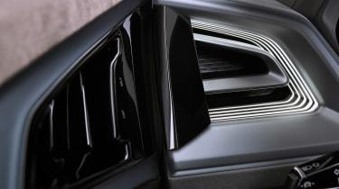 Audi Q4 e-tron concept - interior detail