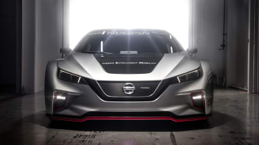 NIssan Leaf NISMO RC - front