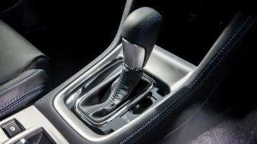 Subaru Levorg - transmission