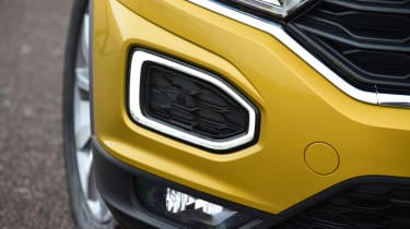 Volkswagen T-Roc - fog light