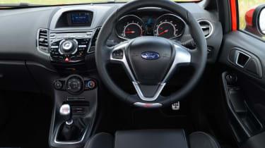 Ford Fiesta ST Mountune interior