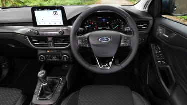 Ford Focus - dash