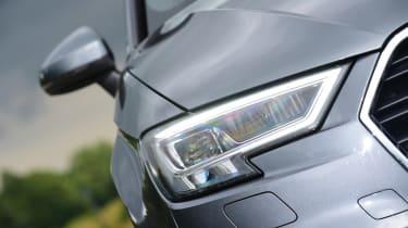 Audi A3 - front light