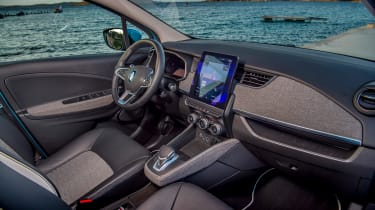Renault Zoe EV grant