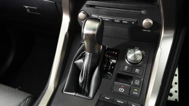 Lexus NX - transmission