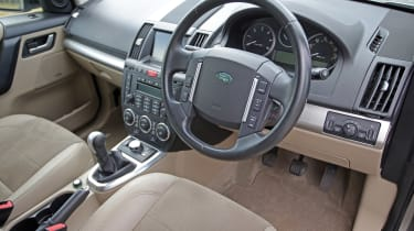 Used Land Rover Freelander 2 - dash