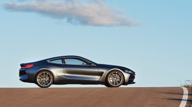 BMW Concept 8 Series - side