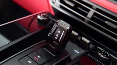 Porsche 911 Cabriolet - transmission